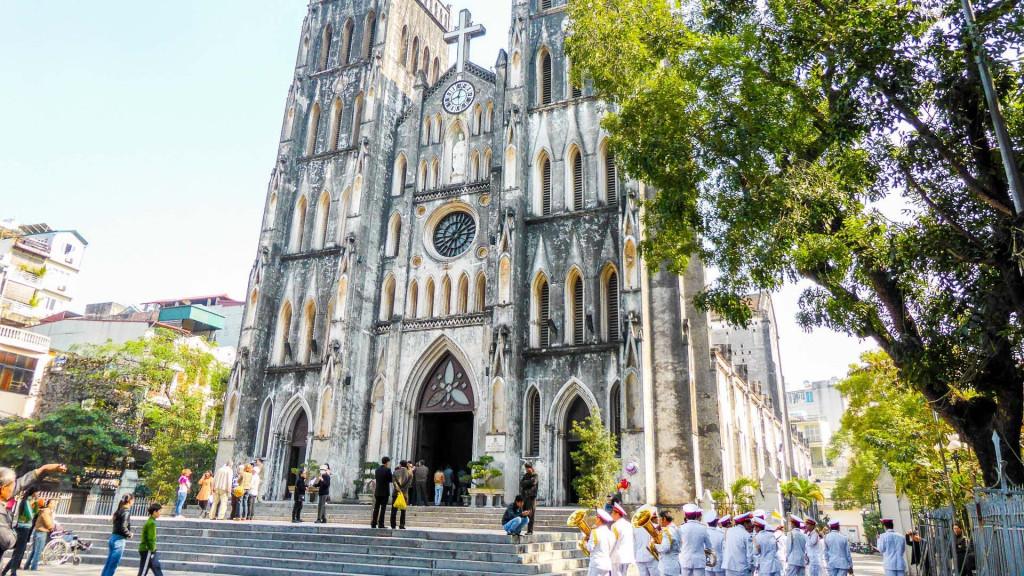 Что посмотреть в Ханое? Ханойский кафедральный собор