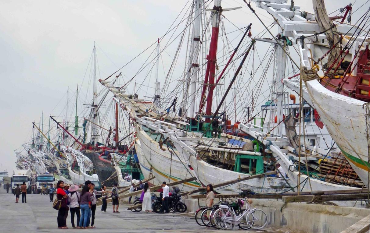Что посмотреть в Джакарте? Гавань Сунда Келапа
