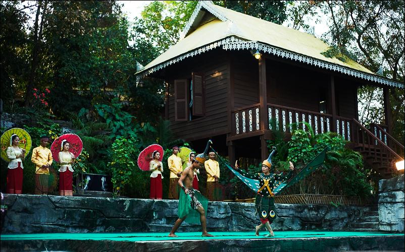Что посмотреть в Сием Рипе? «Культурная деревня»