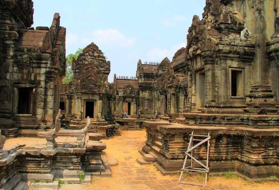 Что посмотреть в Сием Рипе? Храмовый комплекс Ангкор-Ват