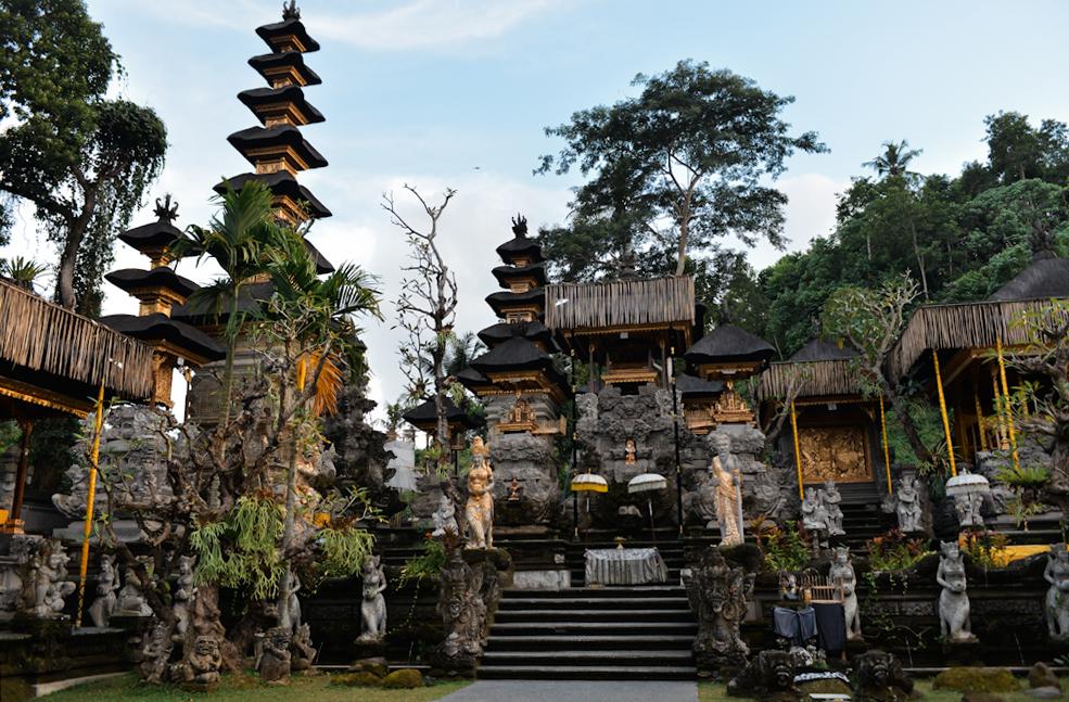 Что посмотреть на Бали? Храм Pura Gunung Lebah