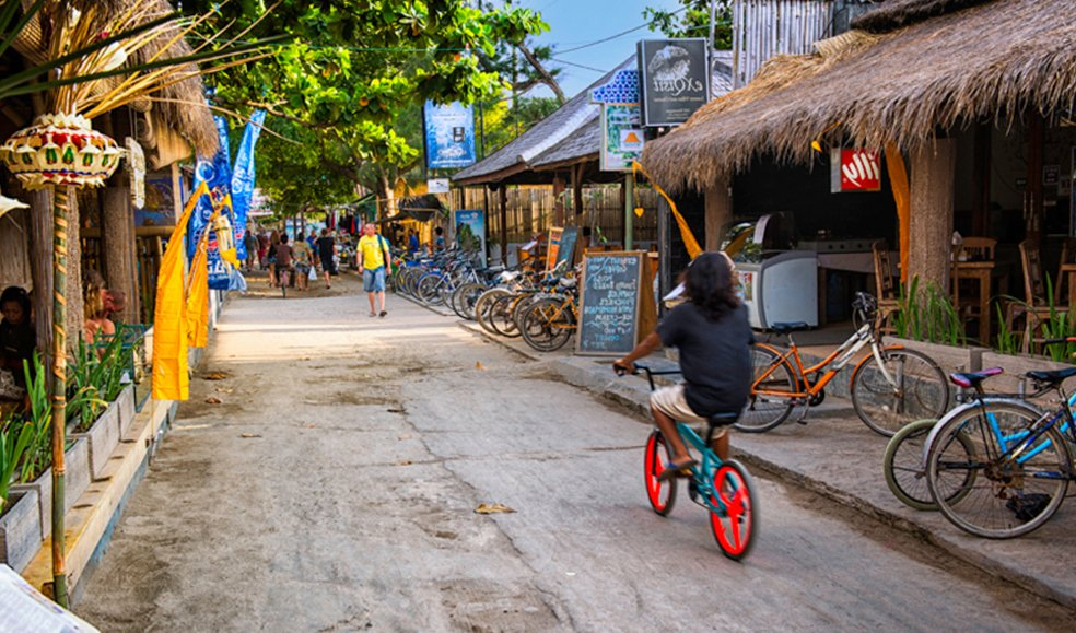 Что посмотреть на островах Гили? Траванган