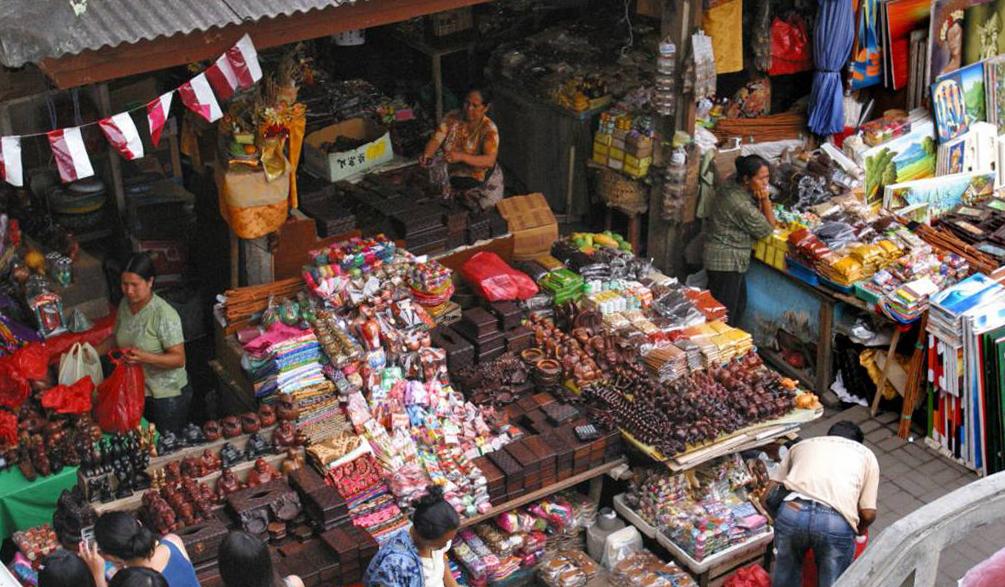 Что посмотреть в Убуде? Ubud art market или Pasar Seni Ubud