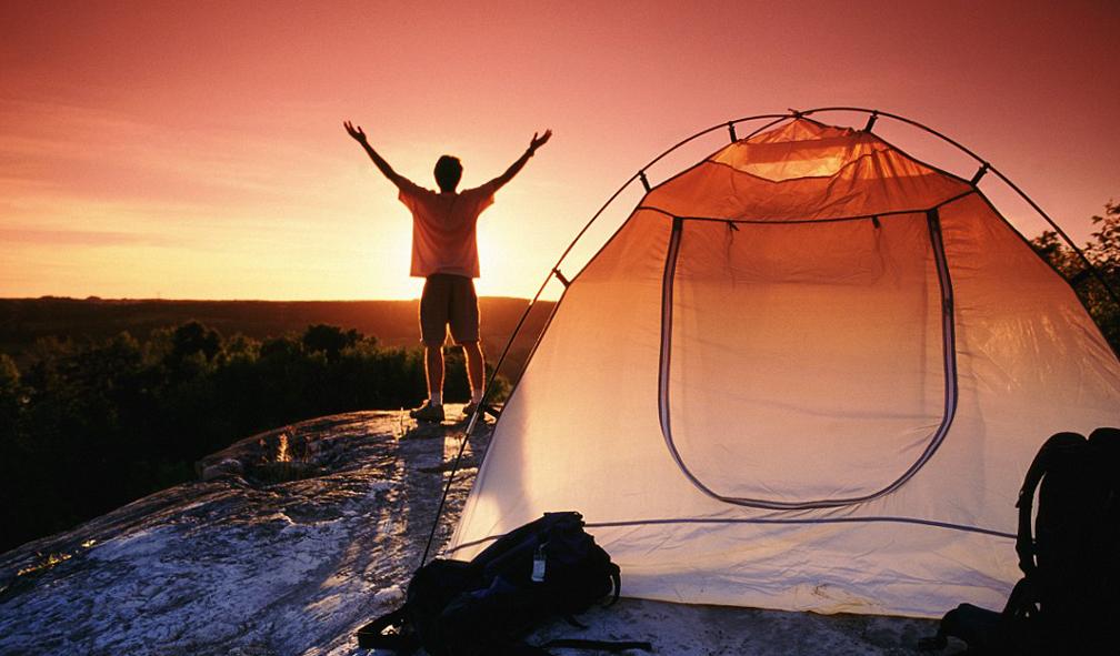 Как бесплатно жить в путешествии? Ценители дикой природы и активных походов