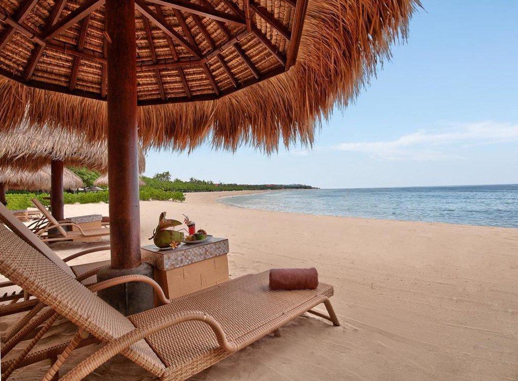 Что посмотреть в Нуса Дуа? Пляж в Нуса Дуа
