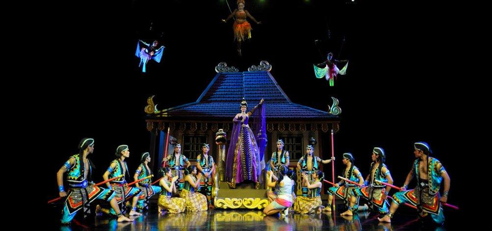 Что посмотреть в Нуса Дуа? Театр в Нуса Дуа