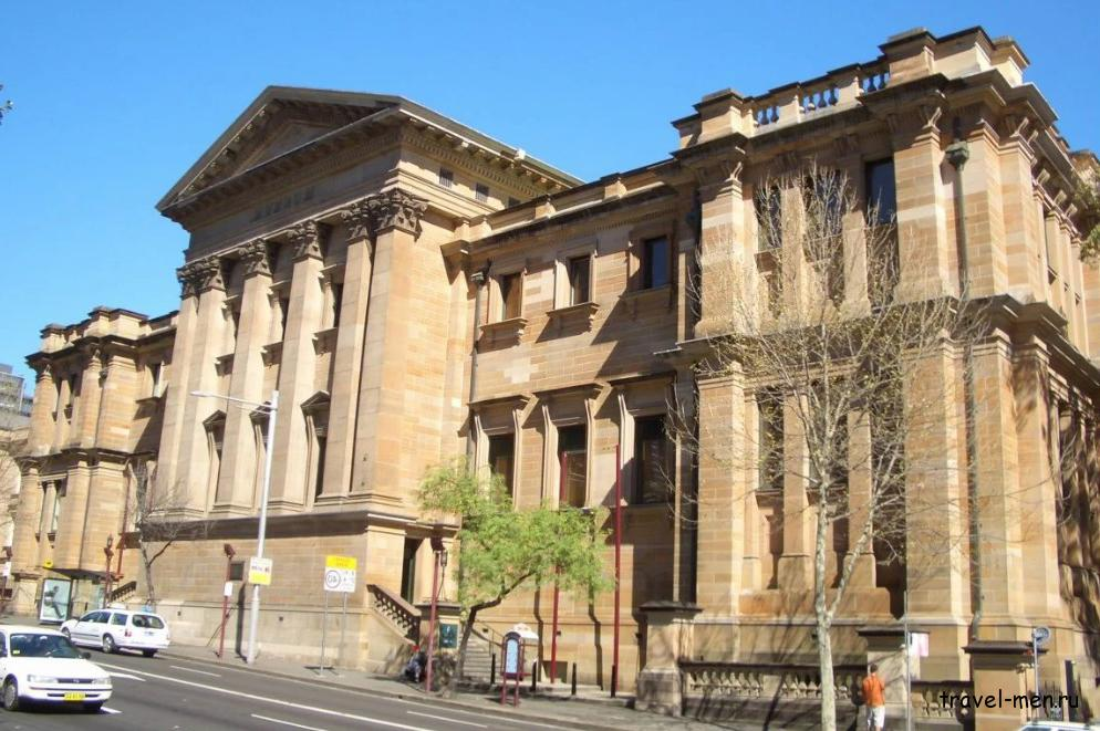 Музеи Австралии
