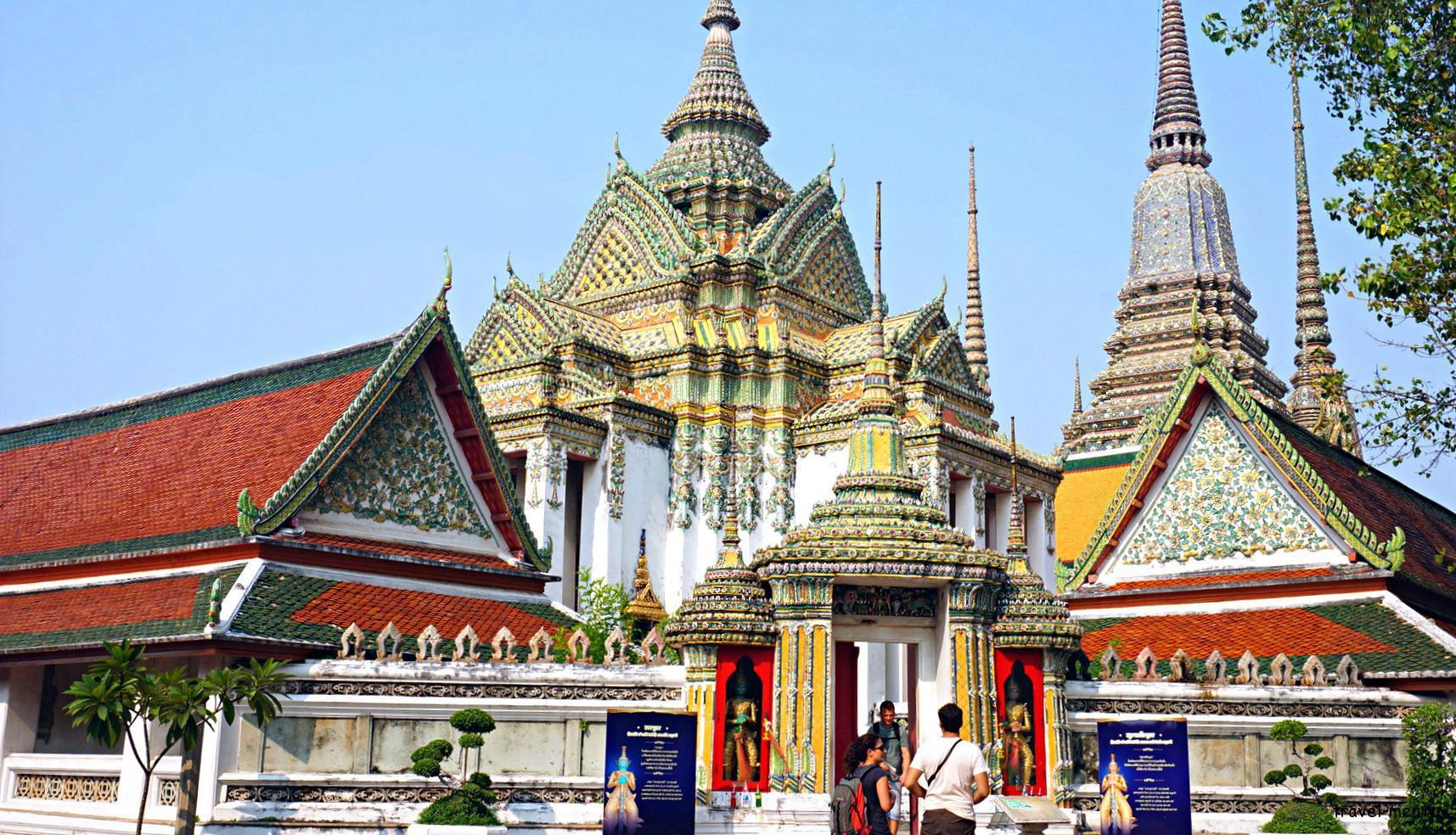 Что посмотреть в Бангкоке? Ват Пхо