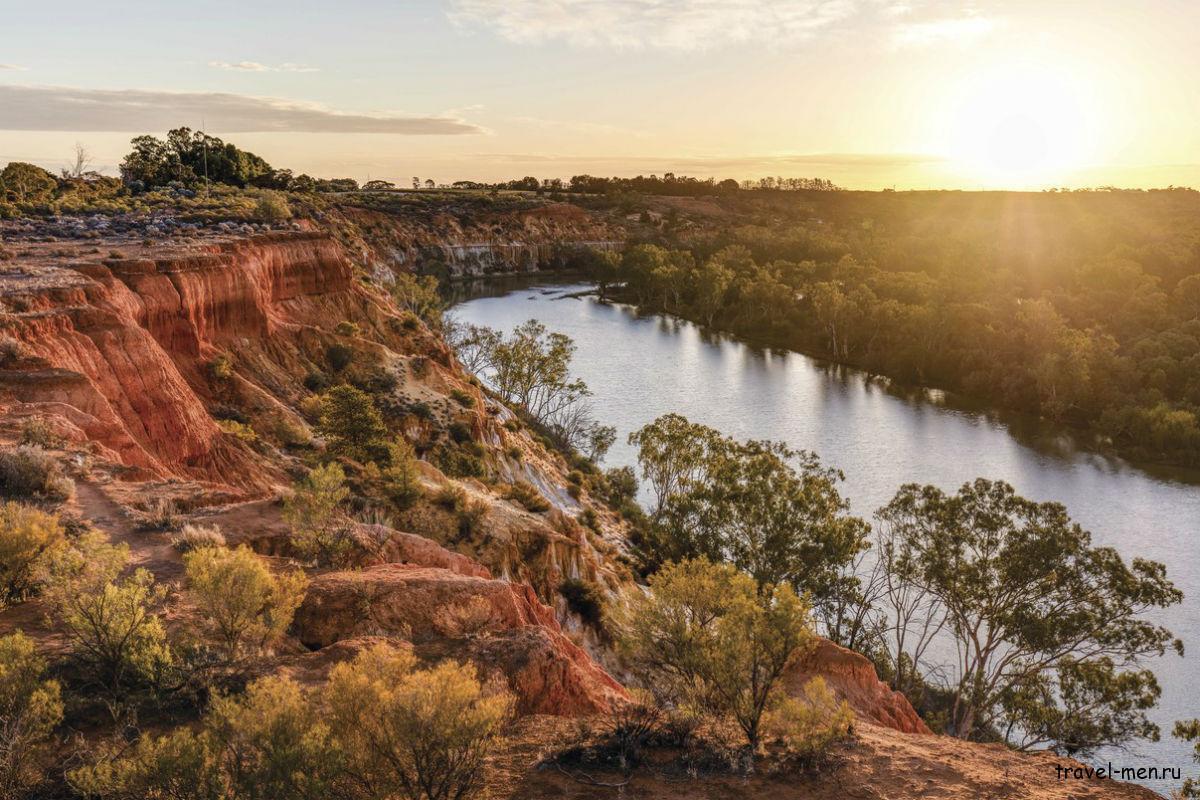 Центральная Австралия
