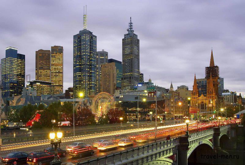 Самостоятельное путешествие в Австралию