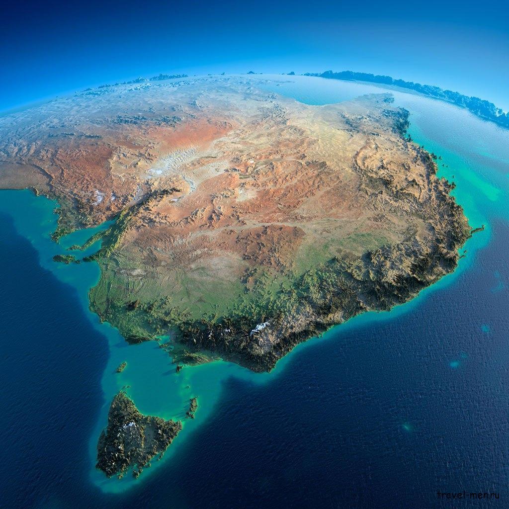 Мир Австралии