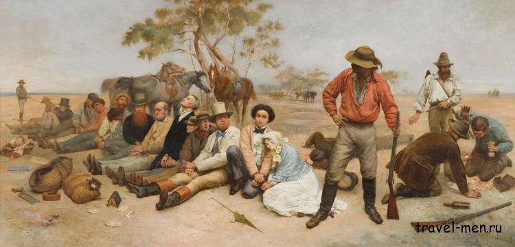 Коренное население Австралии