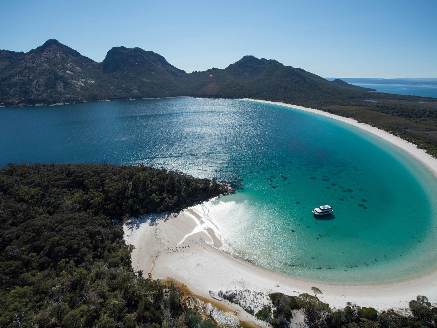 Австралия, Остров Тасмания