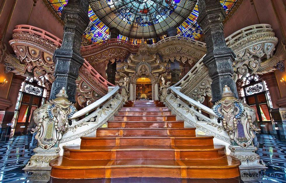 Что посмотреть в Бангкоке? Музей тайского декоративно-прикладного искусства