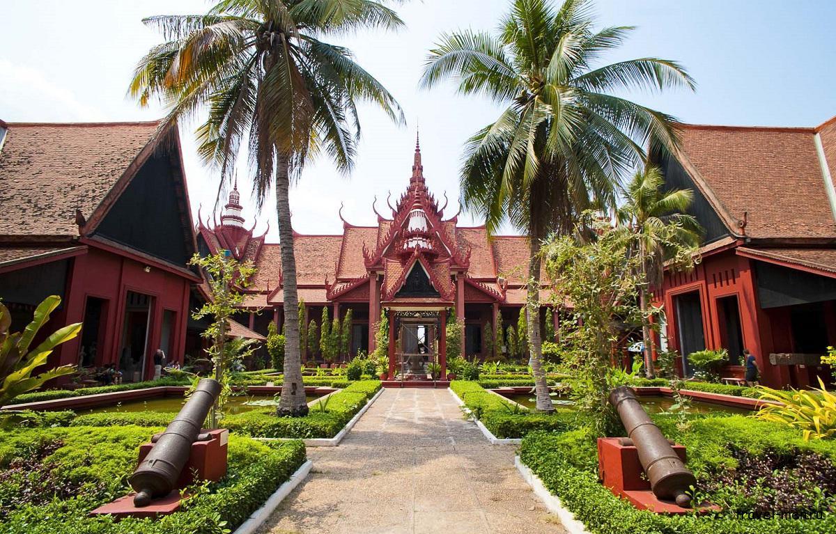 Что посмотреть в Пномпене? Национальный музей искусств