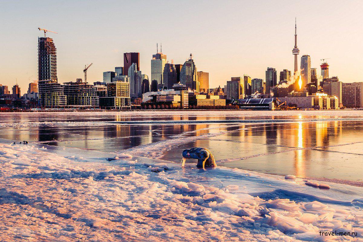 Погода в Канаде