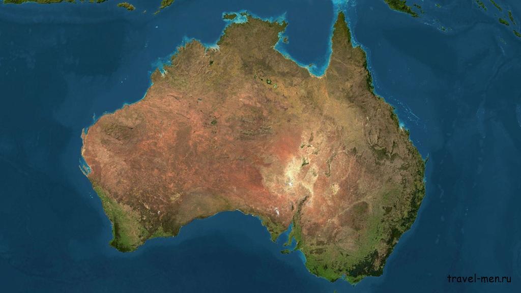 Туристическая Австралия