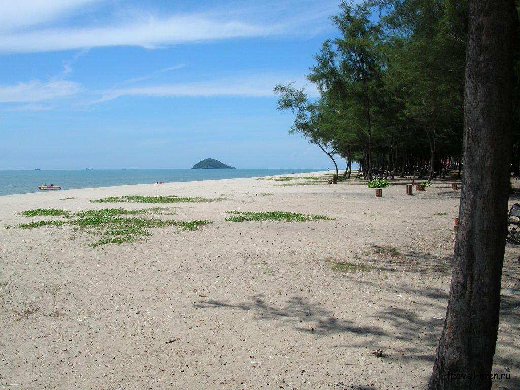 Что посмотреть в Сонгкхла? Пляж Самила