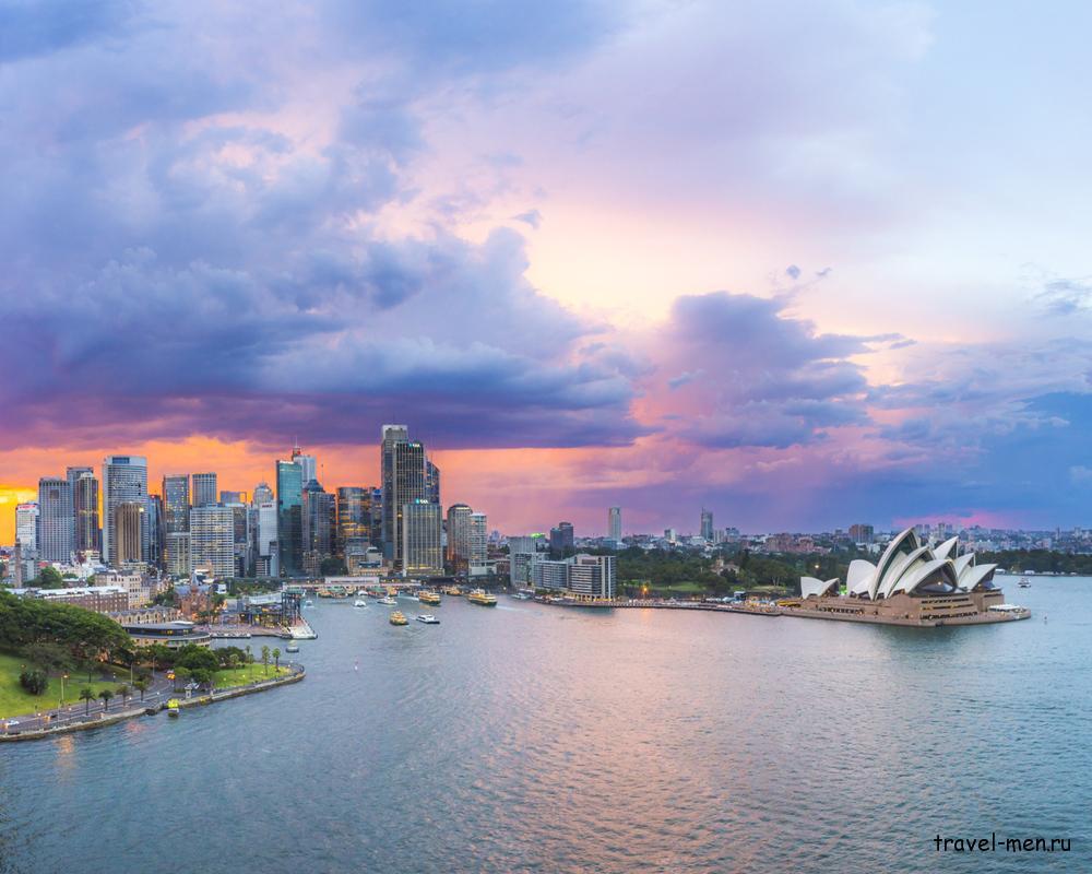 Погода в Австралии