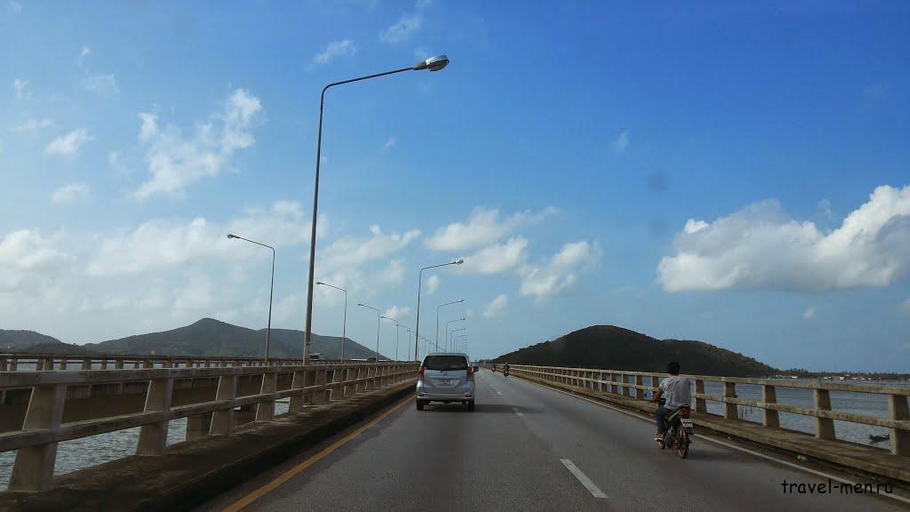 Что посмотреть в Сонгкхла? Тинсуланонду - самый длинный мост в Таиланде