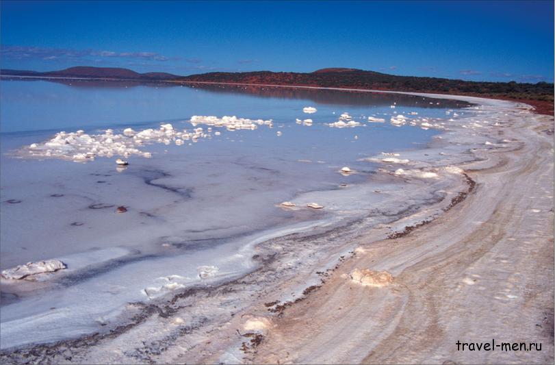 Реки и озёра Австралии