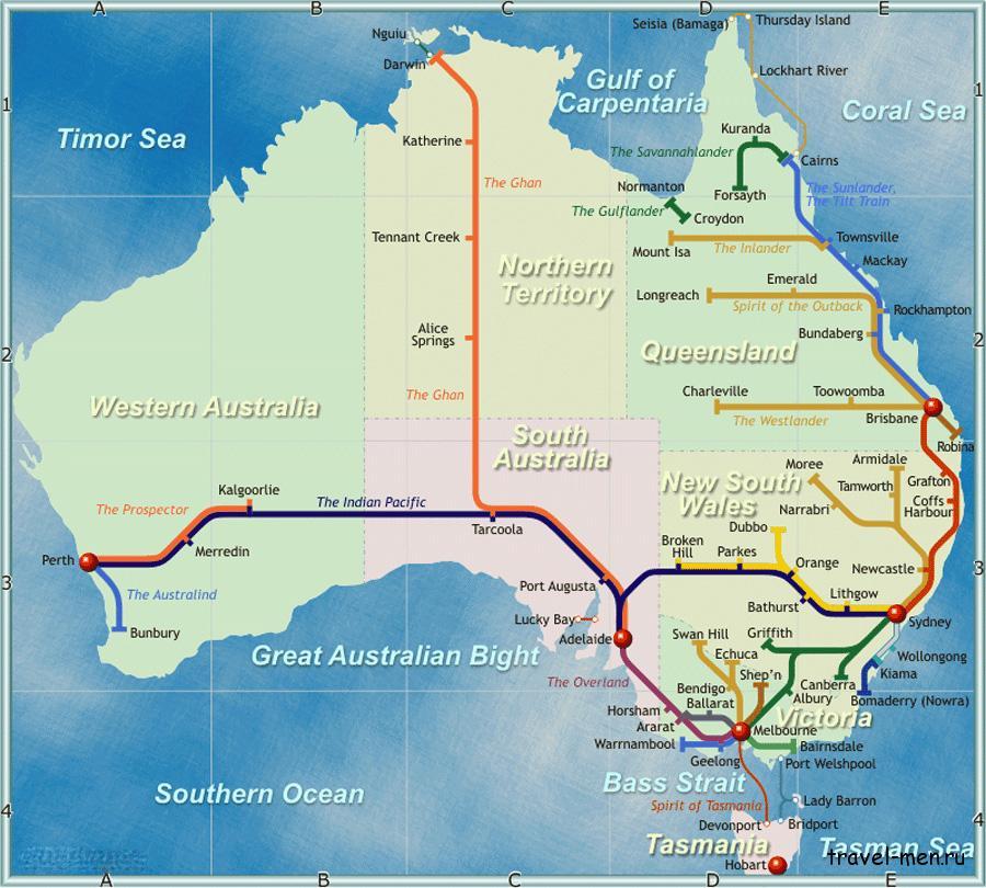 Город Дарвин Австралия
