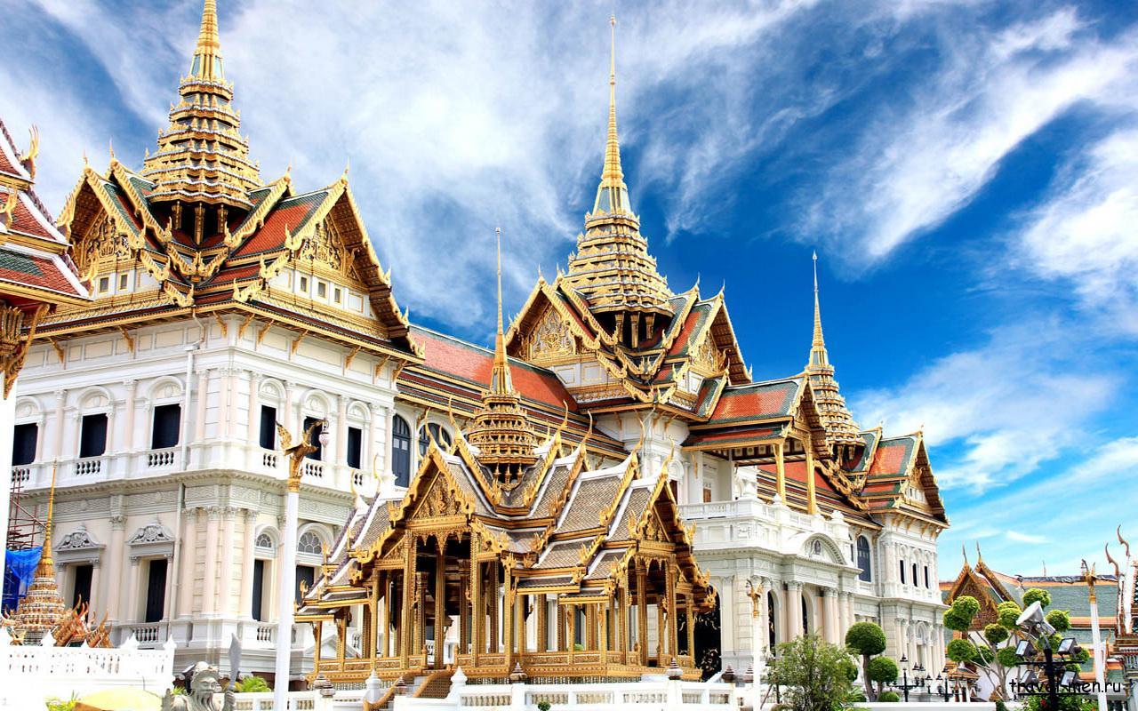 Что посмотреть в Бангкоке? Королевский дворец