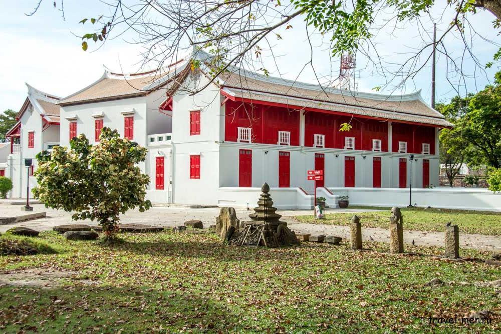 Что посмотреть в Сонгкхла? Музей провинции Сонгкхла