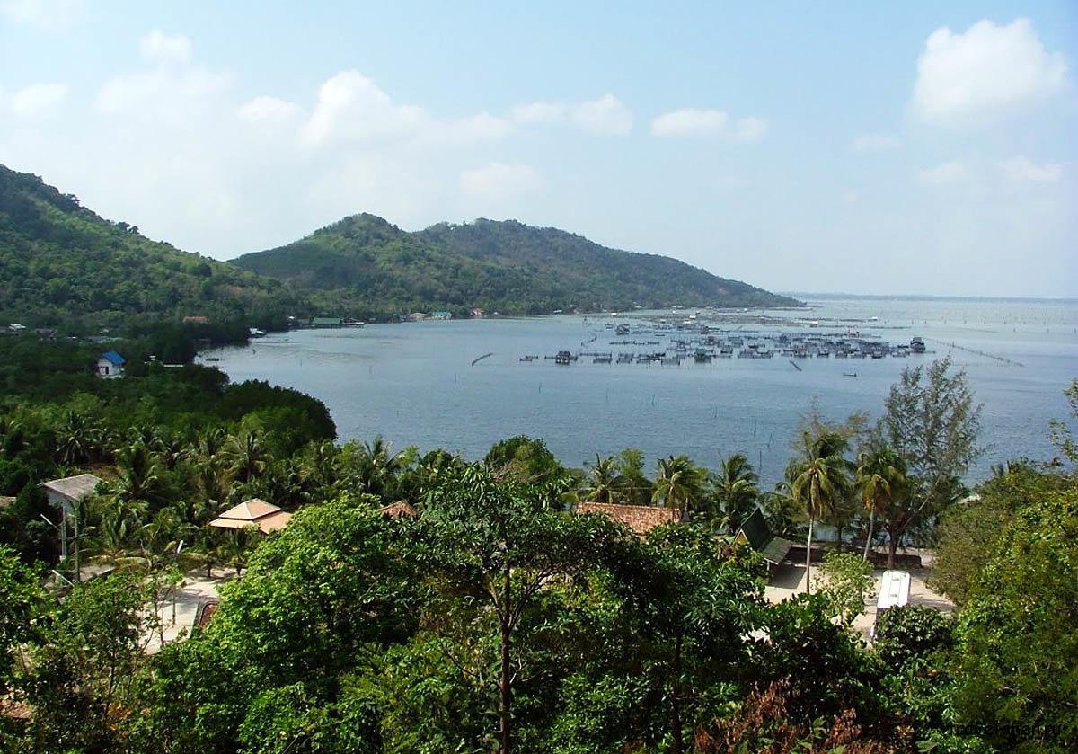 Что посмотреть в Сонгкхла? Остров Ко Йо на озере Сонгкхла