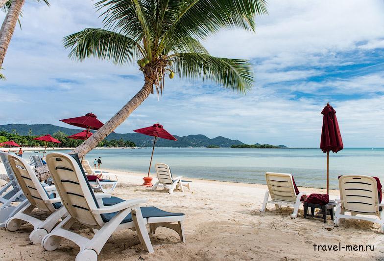 Что посмотреть на Самуи? Пляж Чавенг