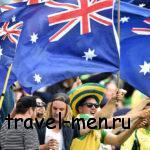 Какой язык в Австралии?