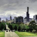 Самые крупные города Австралии