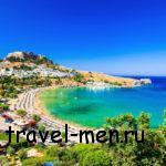 Для Мск неделя в Греции: тур на о.Родос от 15900₽/чел. в конце августа-начале сентября
