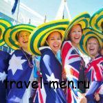 Самые интересные праздники Австралии