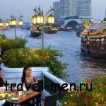 В Таиланд из Москвы от 23500 рублей туда-обратно с сентября по март