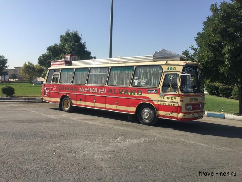 Иран 4. Крутой автобус