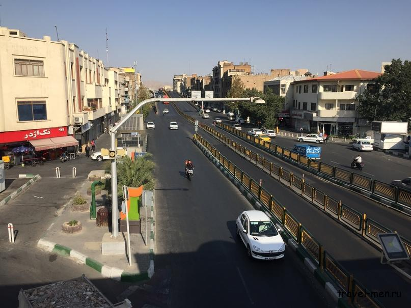 Путешествие в Иран. Тегеран2