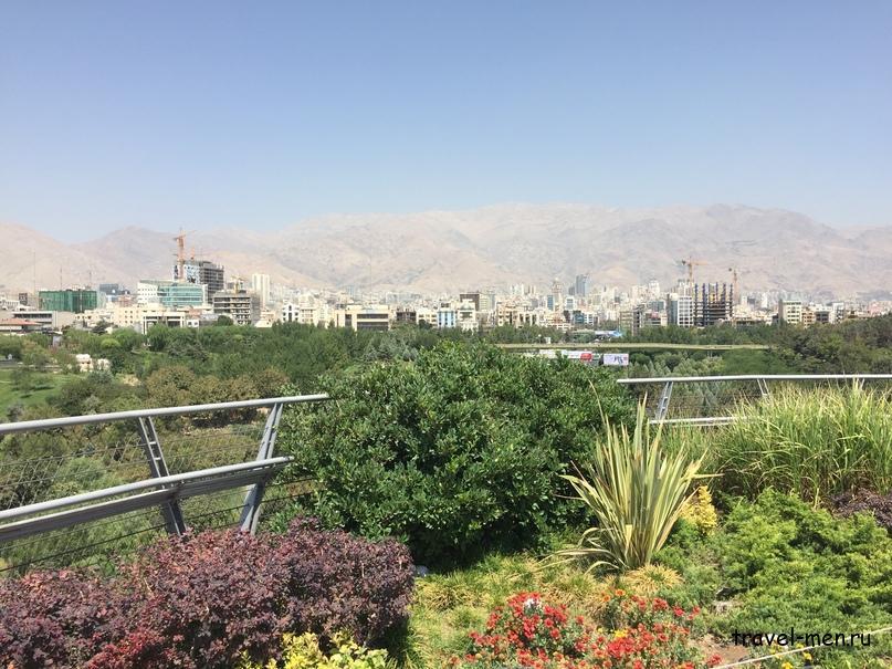Путешествие в Иран. Тегеран