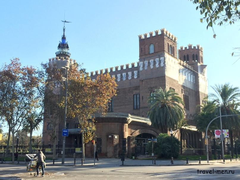 7.12.2018 Барселона. Музеи Красивая Барселона