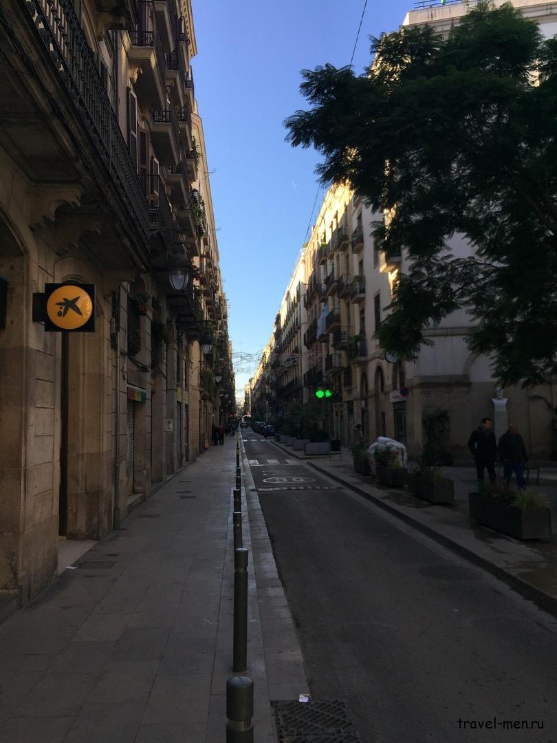7.12.2018 Барселона. Музеи Улицы Барселоны
